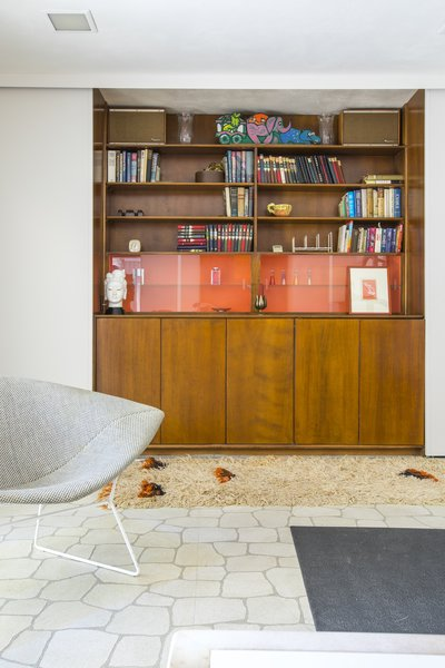 Modern home with bedroom. Den/Bedroom Photo 2 of Mid Century Modern Time Capsule in Palm Springs