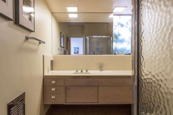 Guest Bath Photo 13 of Mid Century Modern Time Capsule in Palm Springs modern home