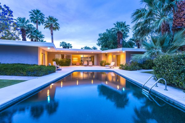 Photo 15 of Mid Century Modern Time Capsule in Palm Springs modern home