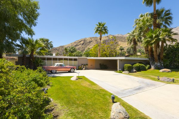 Photo 10 of Mid Century Modern Time Capsule in Palm Springs modern home