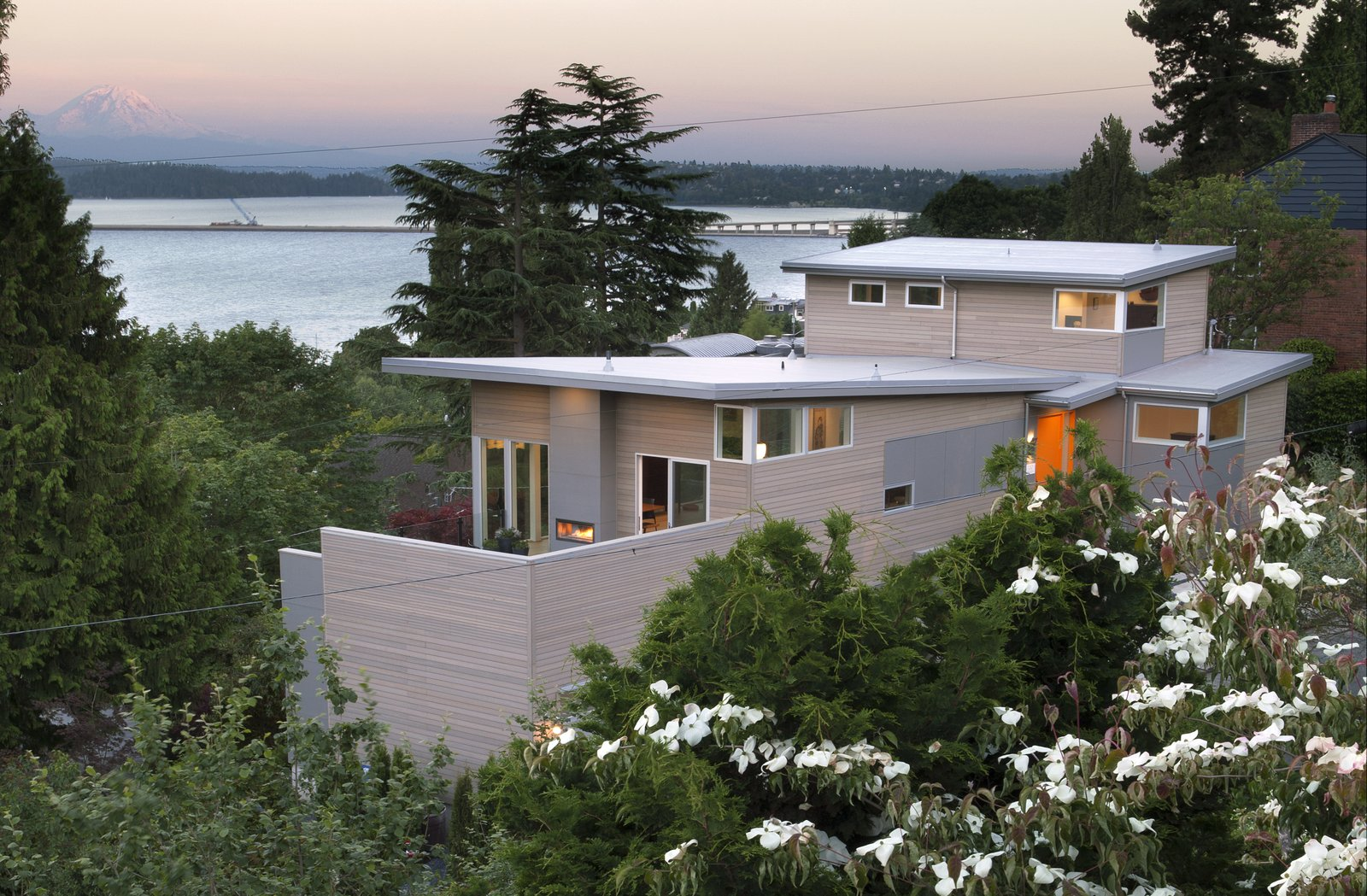 Madrona Residence by Wilkens Design Studio