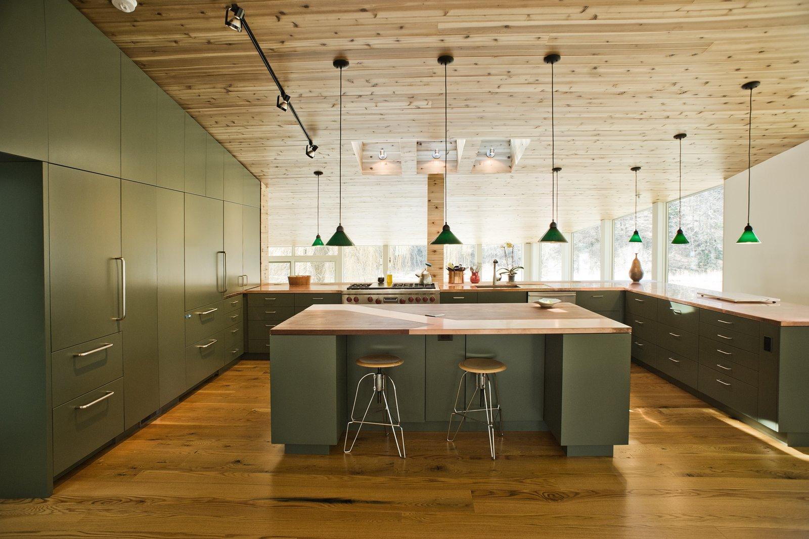 Riverside Residence by Wilkens Design Studio