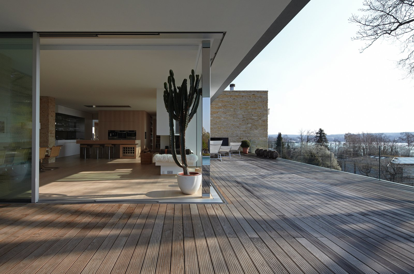 Tagged: Outdoor and Back Yard.  House S by Stephan Maria Lang