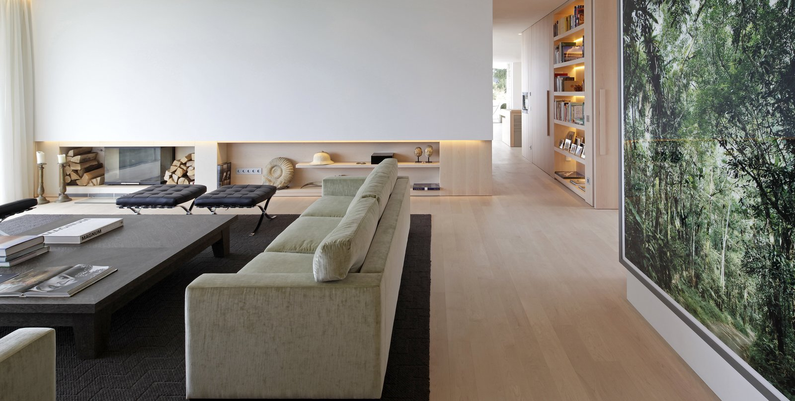 Tagged: Living Room. House S by Stephan Maria Lang