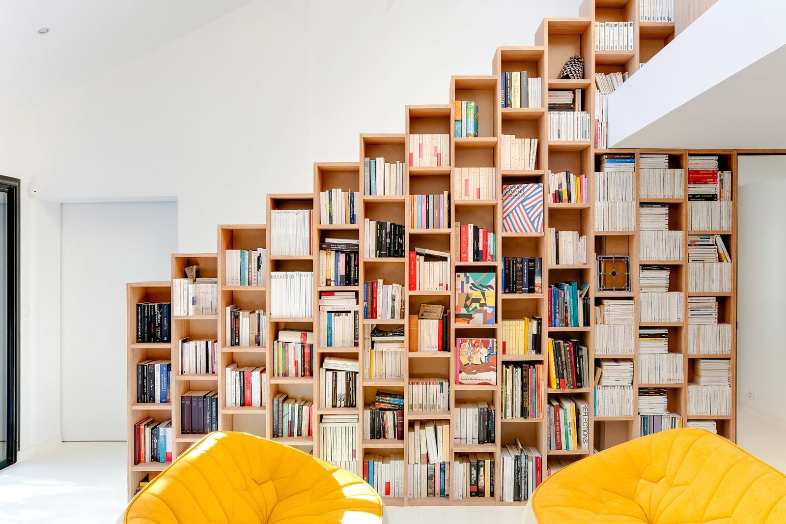 Photo 1 of 11 in 10 Ways to Solve Storage Problems in Small Spaces