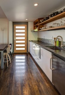 Efficient kitchen design is the hallmark of a successful ADU, where every inch of usable space counts.