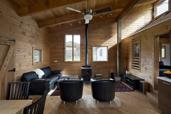 great room Photo 8 of Highland House modern home