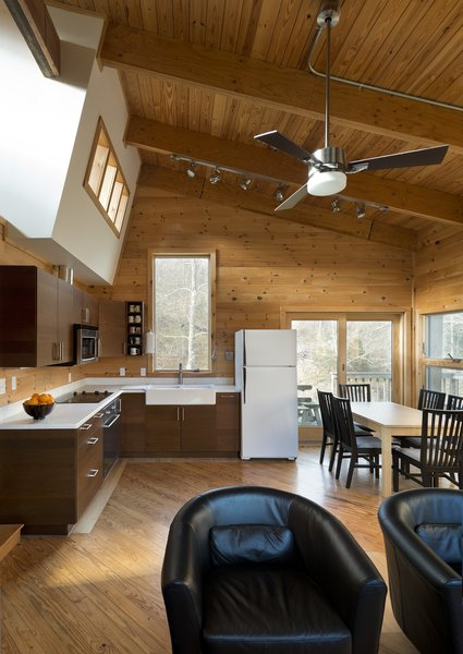 great room Photo 13 of Highland House modern home