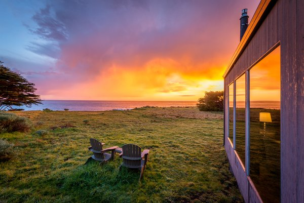 Photo  of Abalone Bay modern home