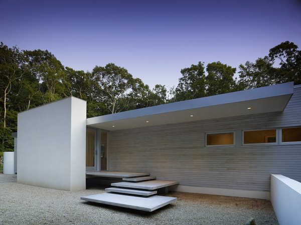 Photo  of Green Woods House modern home