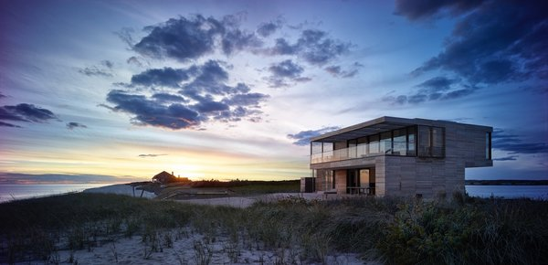 Ocean and bay views Photo  of House On The Point modern home