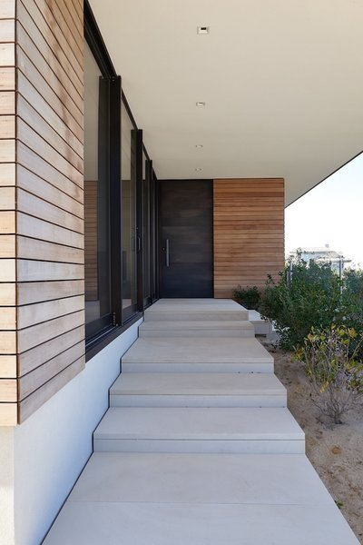 Main Entrance Photo 3 of House On The Point modern home