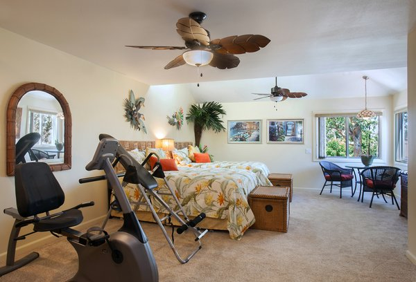 Interior View of exercise equipment Photo 4 of Waterside Lane Addition modern home