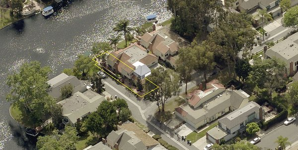 Aerial View of Proposed 2nd Story Addition Photo 5 of Waterside Lane Addition modern home