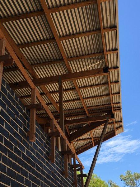 A Workshop - Toodyay Shack Photo 14 of Toodyay Shack modern home