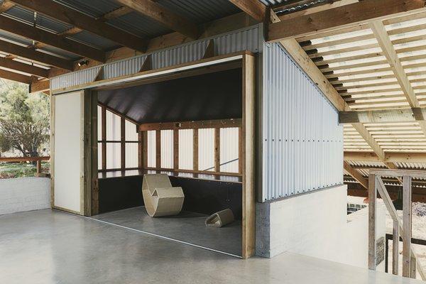 A Workshop - Toodyay Shack Photo 4 of Toodyay Shack modern home
