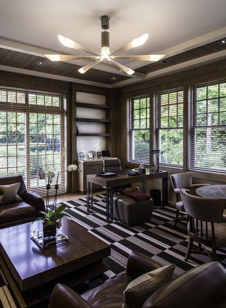 Photo  of Georgica Pond East Hampton modern home