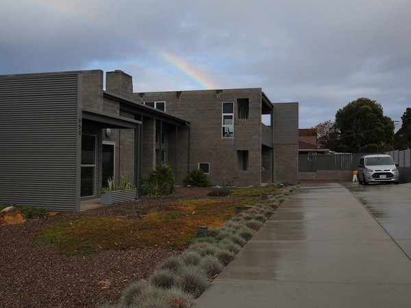 Beauty at the end of the rainbow! Photo 3 of Treehouse Project modern home