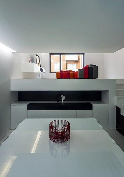 Dining Room Photo 11 of Halffloors modern home