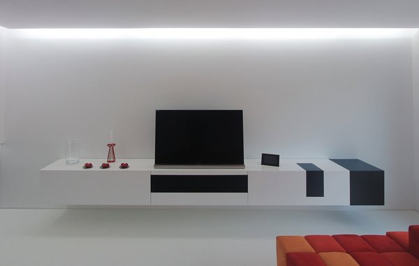 Living Room #3 Photo 7 of Halffloors modern home