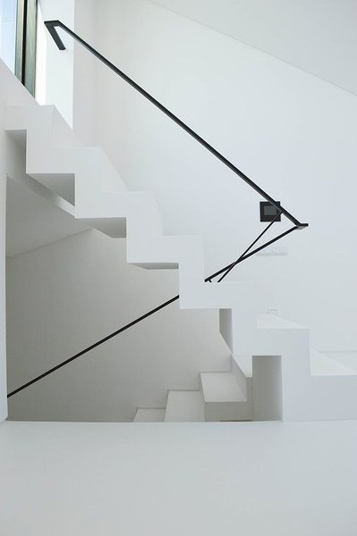 Stairs #2 Photo 4 of Halffloors modern home
