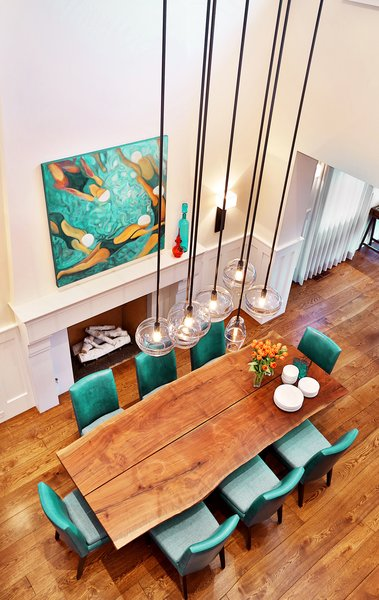 Dining Room  Photo 6 of St. Helena Retreart modern home
