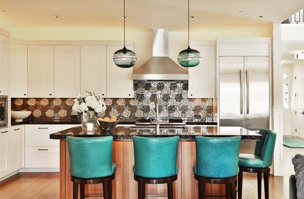Kitchen  Photo 10 of St. Helena Retreart modern home