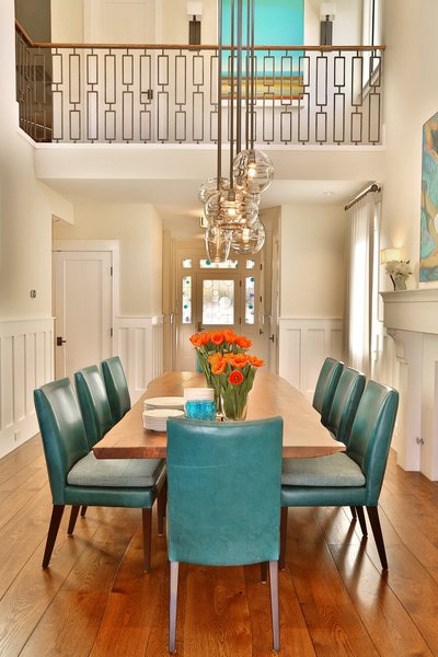Entry/Dining Room  Photo 5 of St. Helena Retreart modern home