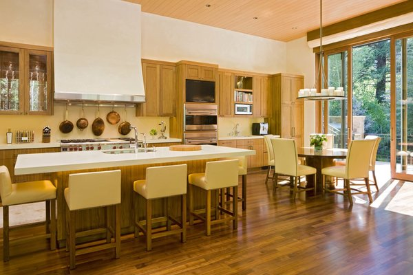 Modern home with kitchen. Kitchen  Photo 9 of Ute Rock Residence
