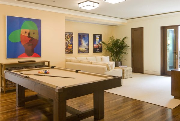 Modern home with living room. Basement game room  Photo 16 of Ute Rock Residence