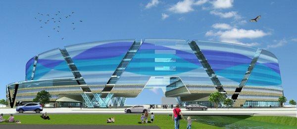 SFO rendering Photo  of SFO @ Technology Center modern home