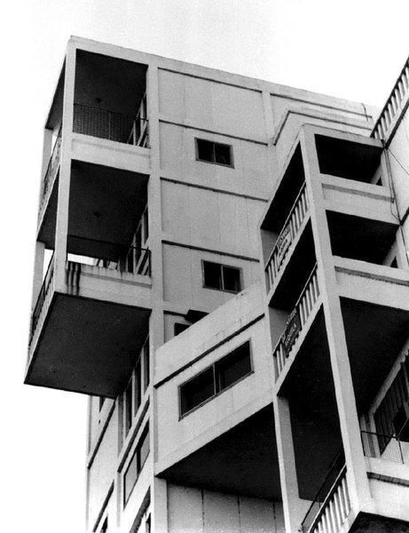 Atalaya Multi-Use Center - Facade Detail Photo 3 of Atalaya Multi-Use Center modern home