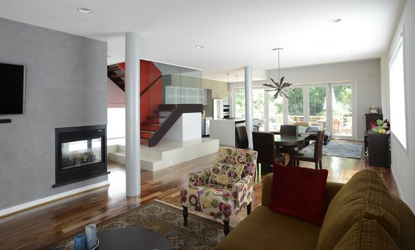 Photo  of Brookland House modern home