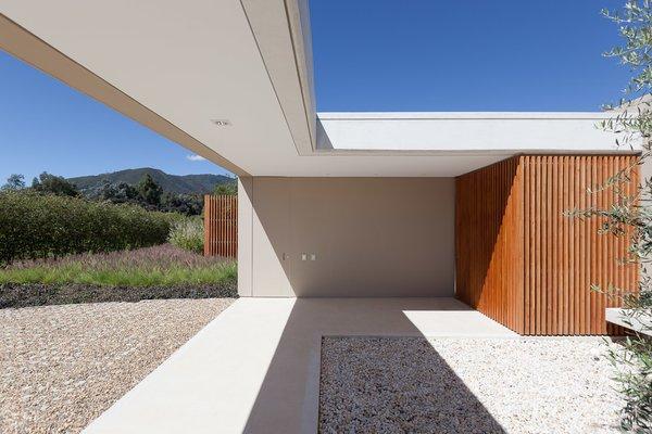 Entrance patio Photo 4 of Casa 40 modern home