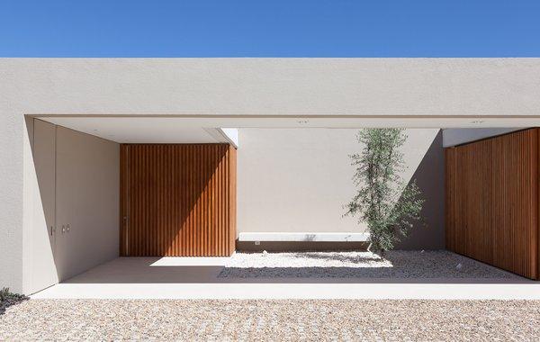 Entrance patio Photo 5 of Casa 40 modern home