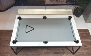 HWG Marble Pool Table - Photo 5 of 5 -
