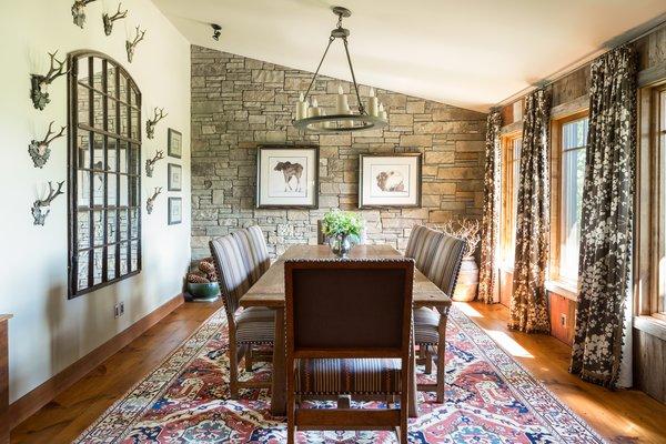 Photo 3 of Mountain Retreat in Jackson Hole modern home