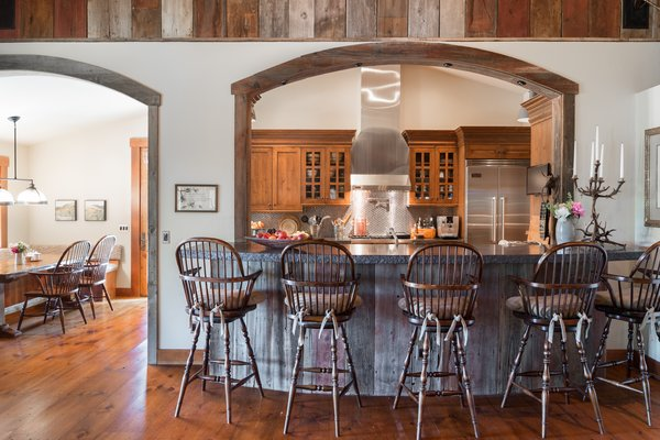 Photo 4 of Mountain Retreat in Jackson Hole modern home