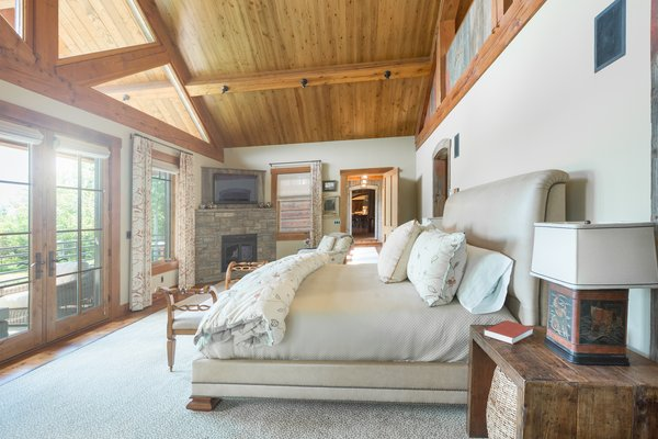 Photo 5 of Mountain Retreat in Jackson Hole modern home