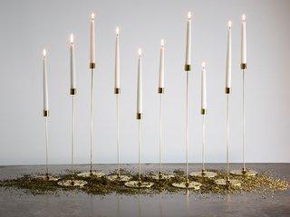 Pin Candle Sticks