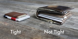 Tight Wallet - Photo 1 of 1 -