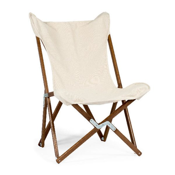 "Wooden Folding Chair ""Tripolina"