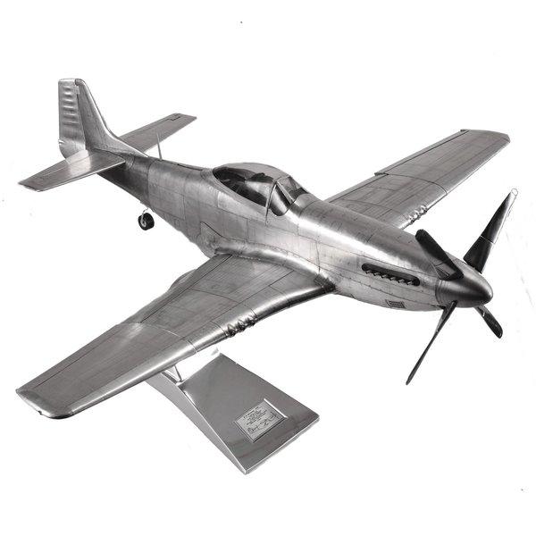 WWII Mustang Model Plane
