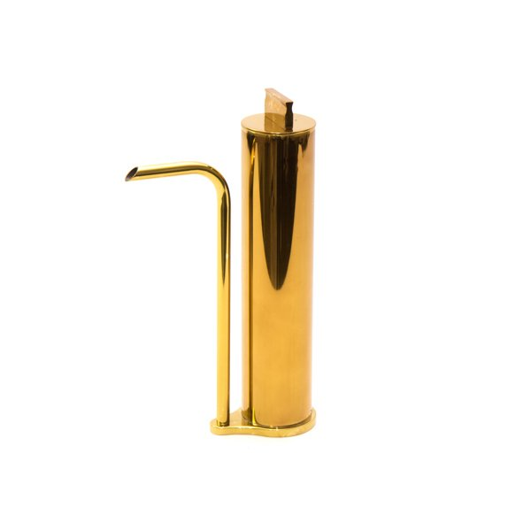 """Oil Decanter 2"" in Brass"