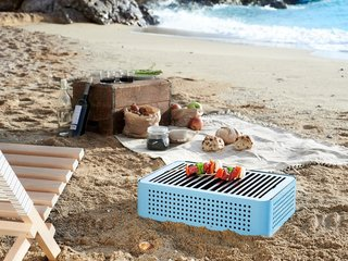 "Portable BBQ Grill ""Mon Oncle V2"""