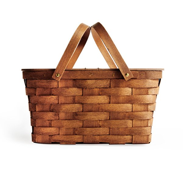 Twin Split Picnic Basket