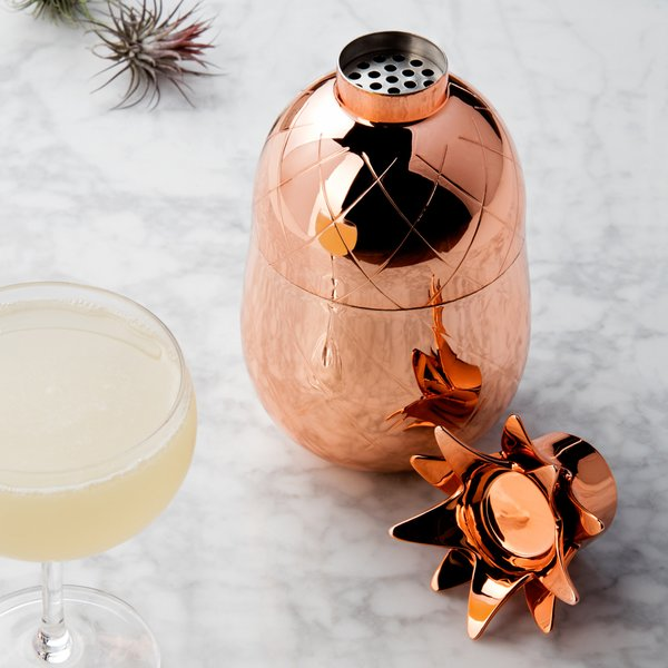 Pineapple Cocktail Collection