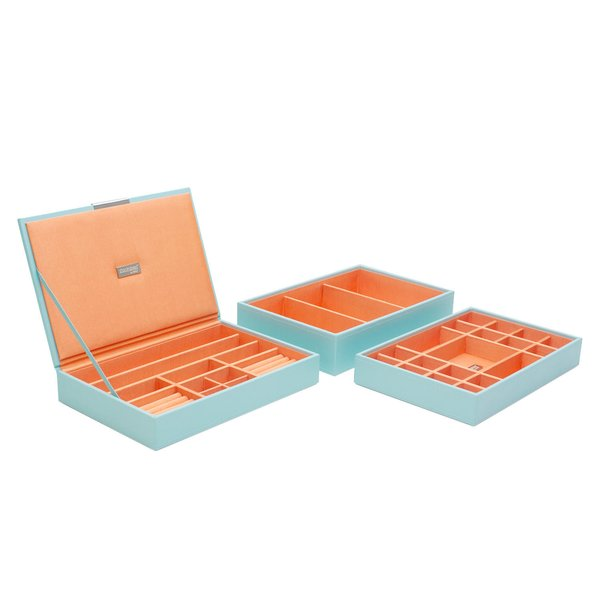 Medium Stackable Tray Set