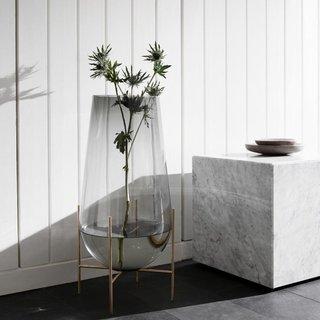 Glass Echasse Vase