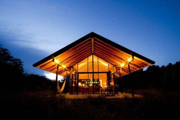 Photo 3 of The  L o n g  H o u s e modern home
